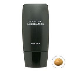 MIKIYA メイクアップ ファンデーション(リクイド) (ナチュラル)