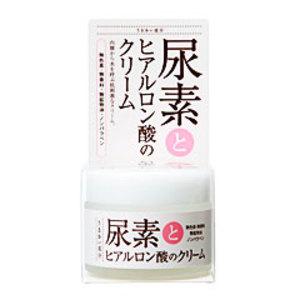石澤研究所 尿素とヒアルロン酸のクリーム 50g