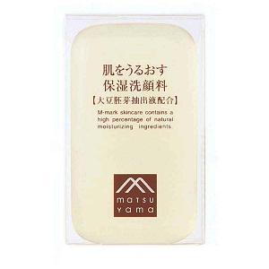 M-mark 肌をうるおす保湿洗顔料 90g