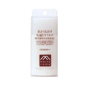 M mark 肌をうるおす保湿UVミルク 30ml