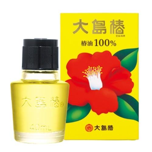 Oshima Tsubaki (Camellia Oil)