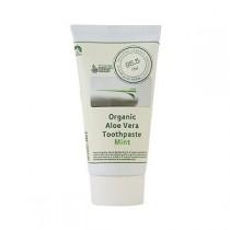 Organic  Aloe Vera Toothpaste Mint