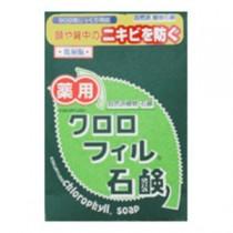 Chlorophyll Soap