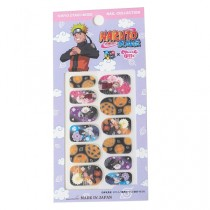 Naruto Shippuden Nail Appliques Traditional Pattern