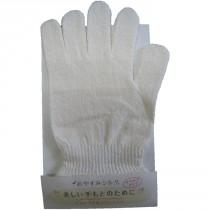 Farmed Silk Smooth Gloves
