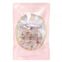 Rose Oil Salt Sachet