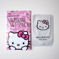 HELLO KITTY Face Pack Cherry Blossom Scent