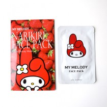 MY MELODY Face Pack Strawberry Scent
