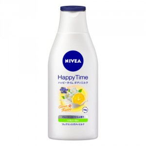 Nivea Happy Time Body Milk Citrus Happy