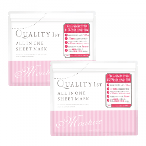 All-in-One Sheet Mask Moist 2 packets