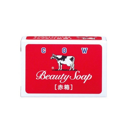 COW BRAND / Beauty Soap Red Box (Moisturizing)