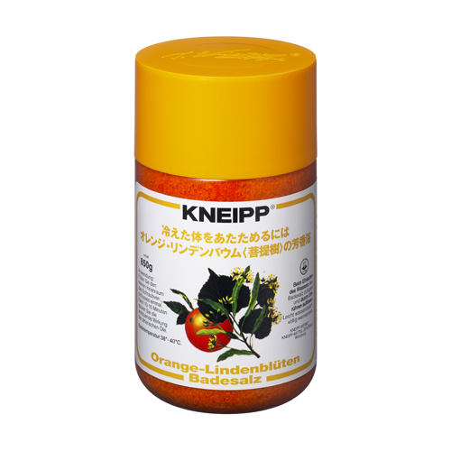 Kneipp / Bath Salts Orange & Linden Blossom