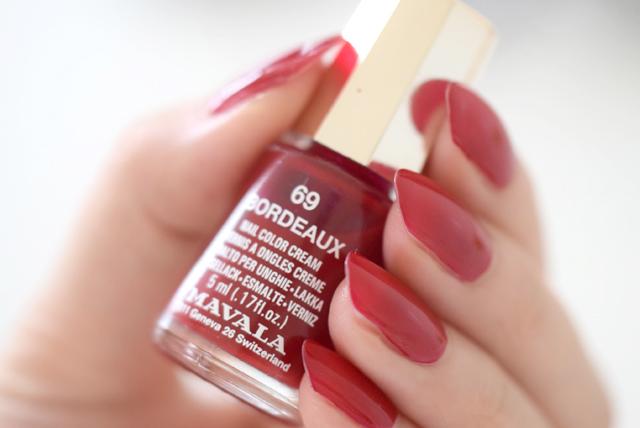 スイスのブランド「MAVALA(マヴァラ)」はサロンクオリティ!