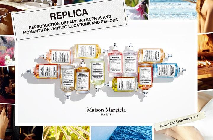 メゾン マルジェラ フレグランスの全製品はこちらをクリック