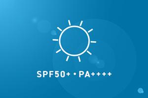 SPF50+・ロングUVA