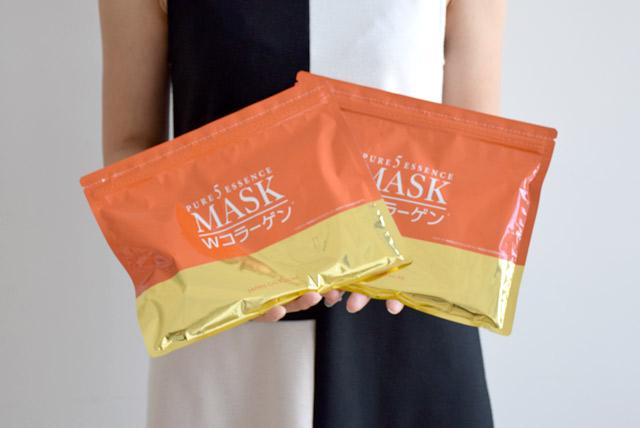 肌にハリを与えるコラーゲン美容液がたっぷり♪ タイの美肌フルーツエキスも配合!
