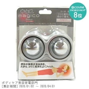 中山式快癒器 magico / ビノ(2球)