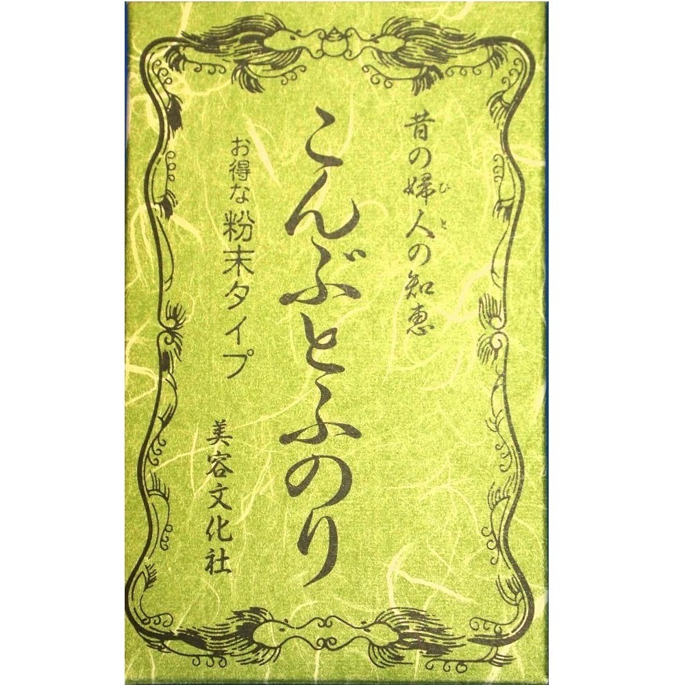 こんぶとふのり / 5g×5袋