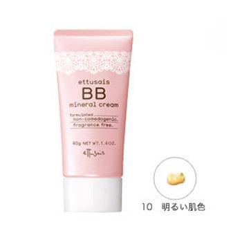 BB ミネラルクリーム / SPF30 / PA++ / 10 明るい肌色 / 40g