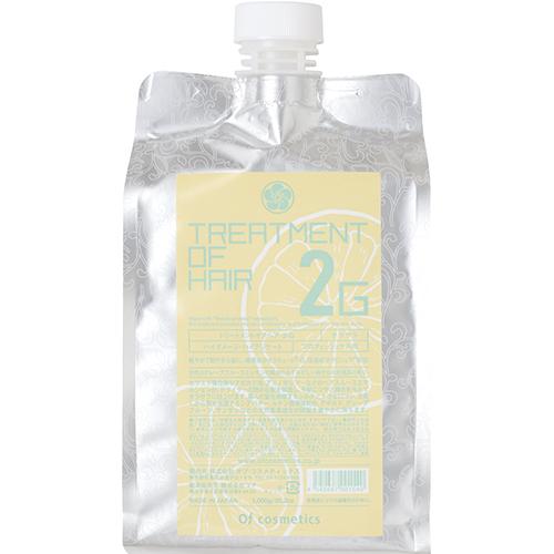 トリートメントオブヘア・2-G / エコサイズ / 1000g / グレープフルーツの香り