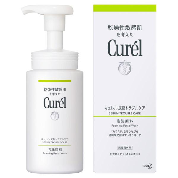 皮脂トラブルケア 泡洗顔料 / 150ml