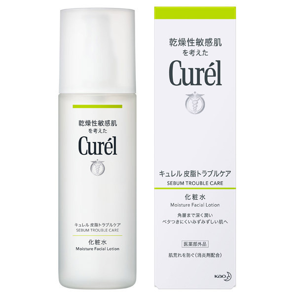 皮脂トラブルケア 化粧水 / 150ml