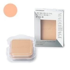 ライティング ホワイトパウダリー UV / SPF25 / PA++ / レフィル / オークル10 / 10g
