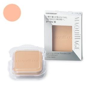 ライティング ホワイトパウダリー UV / SPF25 / PA++ / レフィル / ピンクオークル10 / 10g