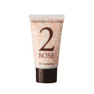トリートメントオブヘア・2-RO / ミニサイズ / 50g / ローズの香り