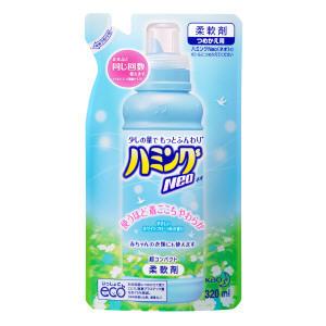 ハミング Neo(ネオ)ホワイトフローラルの香り / つめかえ用 / 320ml