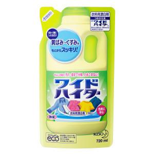 ワイドハイター / つめかえ用 / 720ml