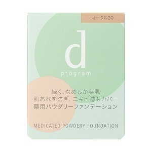 メディケイテッド パウダリーファンデーション / SPF16 / PA++ / レフィル / オークル30