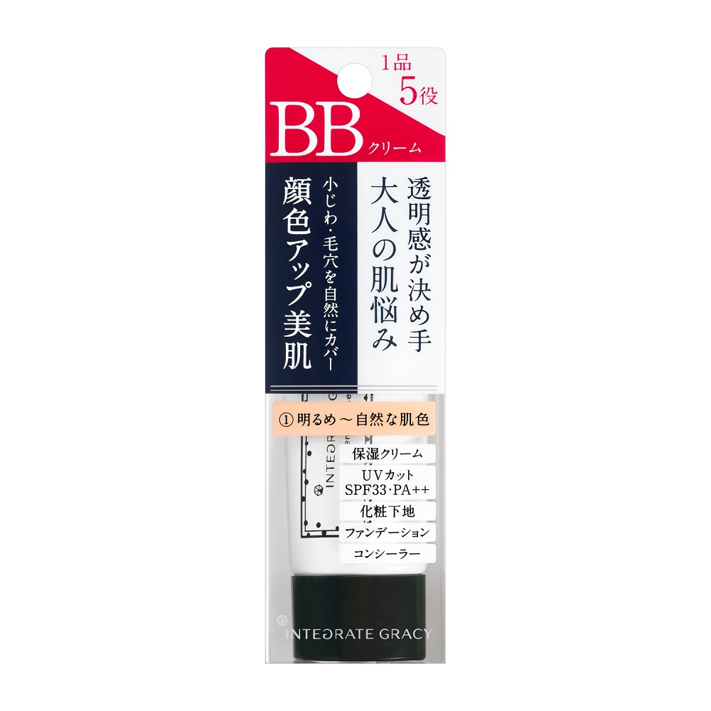 エッセンスベースBB / SPF33 / PA++ / 1 / 40g