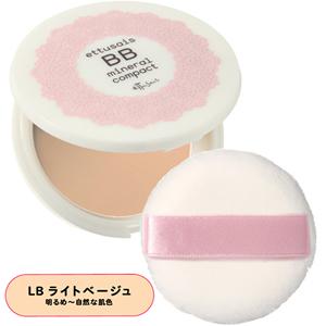 BBミネラルコンパクト LB / SPF25 / PA++ / ライトベージュ / 7g