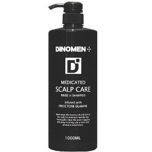 DiNOMEN 薬用スカルプケア リンスインシャンプー(医薬部外品) / 1000ml