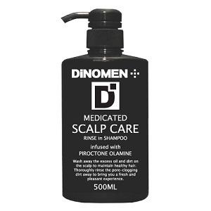 DiNOMEN 薬用スカルプケア リンスインシャンプー(医薬部外品) / 500ml