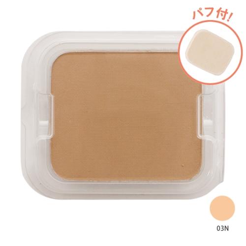 タイムレスミネラルファンデーション/SPF26PA++ / SPF26 / PA++ / リフィル(パフ付) / 03N:明るめの標準的な肌色 / 10g