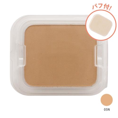 タイムレスミネラルファンデーション/SPF26PA++ / SPF26 / PA++ / リフィル(パフ付) / 05N:オークル系の健康的な肌色 / 10g