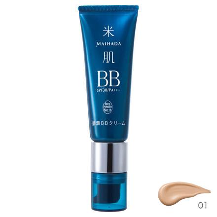 肌潤BBクリーム / SPF30 / PA+++ / 1 / 30ml