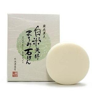 白米発酵まろみ石けん / 100g