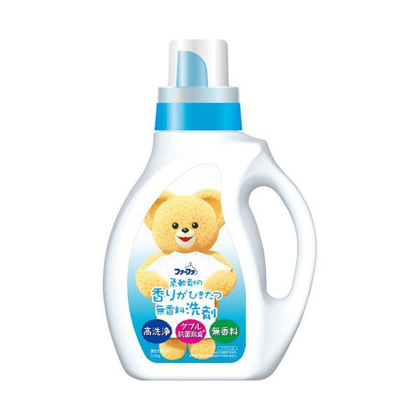 ファーファ 液体洗剤 香りひきたつ 無香料 / 本体 / 1kg