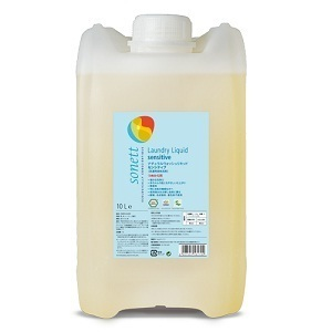 ナチュラルウォッシュリキッドセンシティブ (洗濯用液体洗剤) / 10L