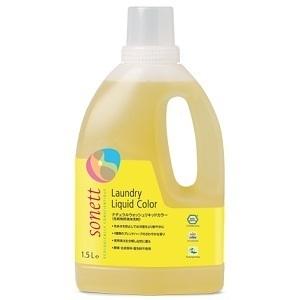 ナチュラルウォッシュリキッド カラー(色柄もの用液体洗剤) / 1.5L