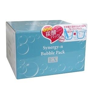 シナジーンバブルパックEX / ●Aジェル:15g×10包●Bジェル:15g×10包