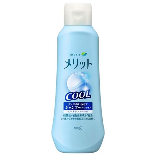リンスのいらないシャンプー クールタイプ / レギュラー / 200ml