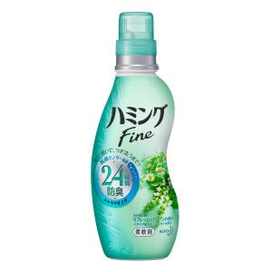 ハミングファイン リフレッシュグリーンの香り / 本体 / 570ml