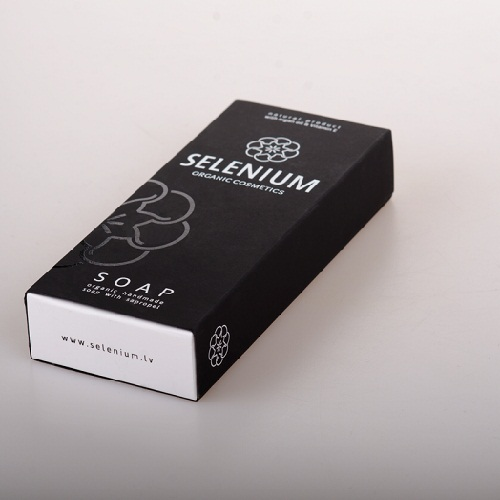 @cosme shoppingselenium organic soap