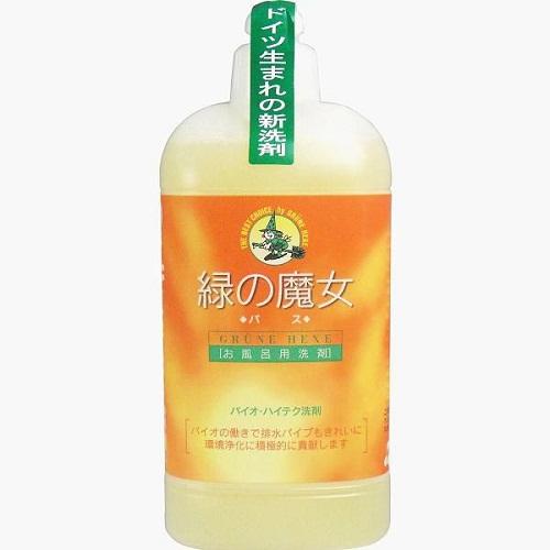 緑の魔女 バス 【お風呂用洗剤】 / 420ml