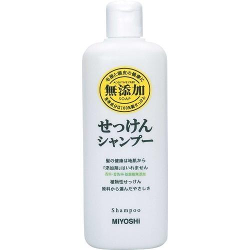 無添加 せっけんシャンプー / シャンプー(本体) / 350ml