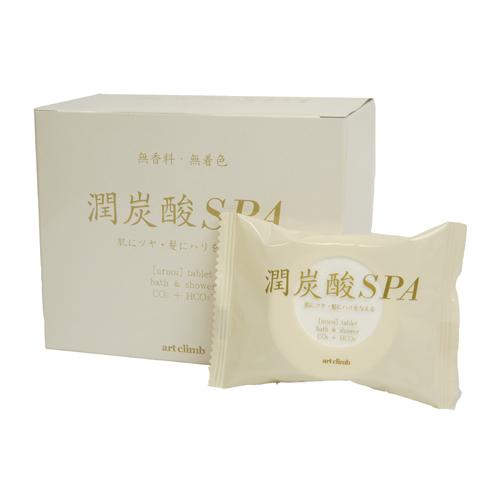 潤炭酸SPA‐BS / 60g×10錠入